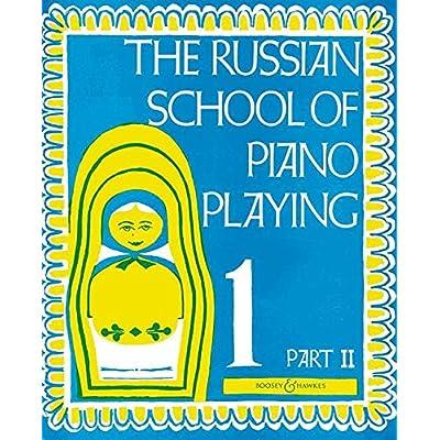 Russian School Volume 1b (Nikolaev) - Piano