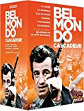 Belmondo cascadeur - Coffret 6 films et 1 documentaire