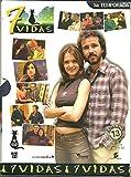 7 Vidas 5ª Temporada completa [DVD]