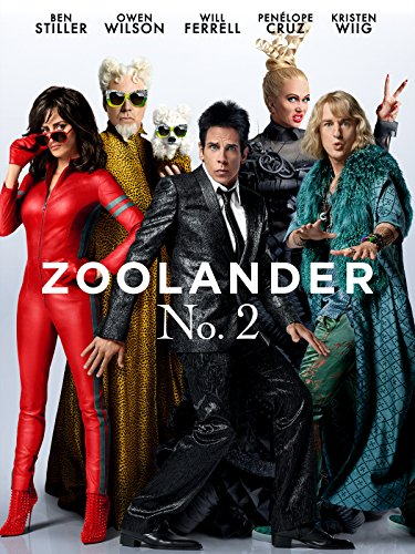 Zoolander No. 2 Film