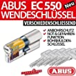 PROFILZYLINDER E C 550 5SCHL. 30/35KT