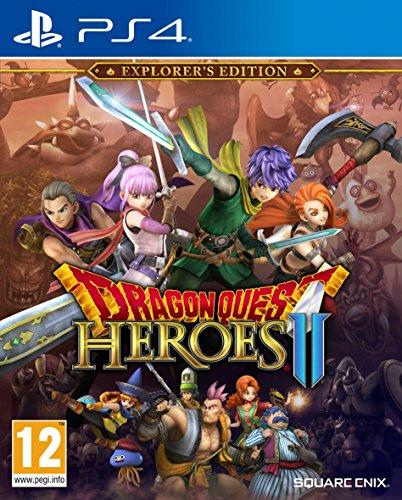 Dragon Quest Heroes 2 Explorer's Edition  - [AT-PEGI] - [PlayStation 4] (Playstation 2-dragon Quest)