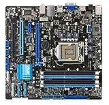 Asus P8H67-M Rev 3.0 Mainboard Sockel 1155 (mini ATX Intel H67, DDR3 Speicher, SATA III)