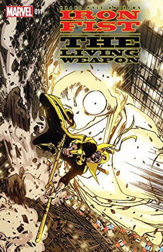 Iron Fist: The Living Weapon #11 (English Edition) (Iron Fist Living Weapon)
