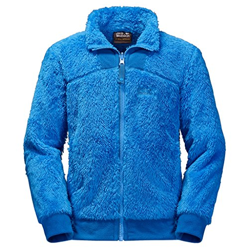 Jack Wolfskin Jungen POLAR BÄR Pullover 9 Jahre blau (brilliant (Der Für Bear Polar Kinder)