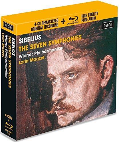 Die Sieben Sinfonien (4 CDs + Bluray Audio)