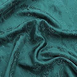 Jacquard Polyester Viskose-Futterstoff 150 cm breit -Meterware