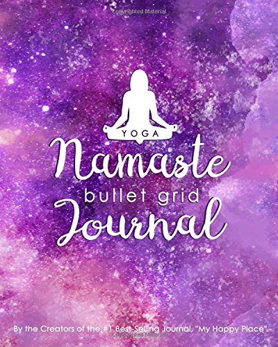 Namaste//Green LINED JOURNAL Journal: Dog Yoga 6x9 Writing journal with blank lined pages