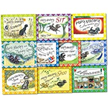 Hairy Maclary 10 Books Collection Set Pack RRP £59.90 (Hairy Maclary from Donaldson's Diary, Rumpus at the Vet, Hairy Maclary's Show business, Hairy Maclary's Caterwaul Caper, Scattercat, Zachery Quack, Sit, Bone, Hat Tricks, Shoo) (Hairy Maclary)
