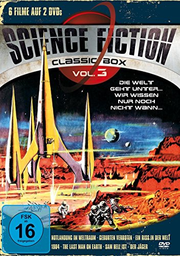 Bild von Science Fiction Classic Box, Vol. 3 [2 DVDs]
