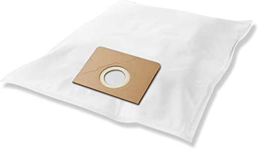 10 sacchetti polvere per Kärcher NT 35//1 te//M Sacchetto per aspirapolvere filtro Filtro Sacchetti