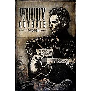 Woody Guthrie: This Machine Kills Fascists [DVD]