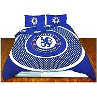 Chelsea Fc Duvet Cover Bedding Set - Doppia