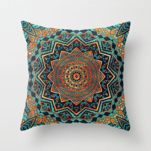 �von 45cm Geometrie Überwurf Kissen Abdeckungen, 2Seiten ist für Betten, BF, Couch, Teens Mädchen, Bar, Zeichnen Raum (Elmo-mädchen-kleidung)