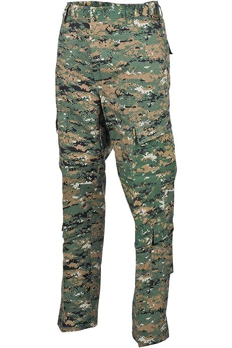 Pantalones para Hombre MFH US BDU Rip