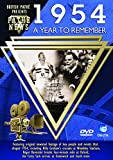 British Pathé News - A Year To Remember 1954 [DVD]