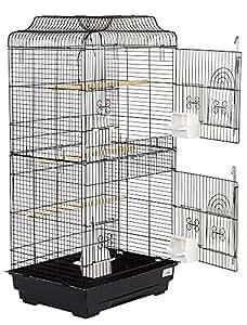 Liberta Lotus Cage à oiseaux Taille L 92 x 46 x 36 cm