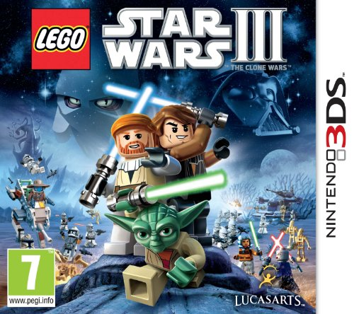 Image of LEGO Star Wars III: The Clone Wars (Nintendo 3DS)