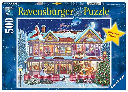 Ravensburger 14769 Das Weihnachtshaus Puzzle