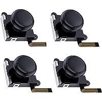 ABLEWE 4 Pack 3D Joystick Analogico per Nintendo Switch Joy-Con Sensor Thumb Stick Rocker di ricambio destro e sinistro…
