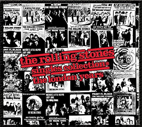 the Rolling Stones: The Singles Collection - The London Years (Audio CD)