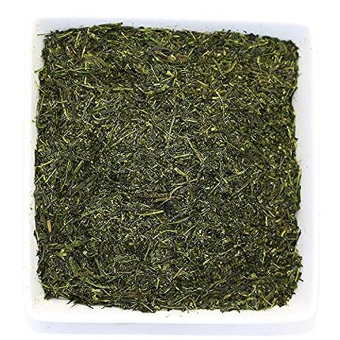 Tealyra - Sencha Kakegawa - Japanese Green Tea - Organically Grown - Loose Leaf Tea - 100g
