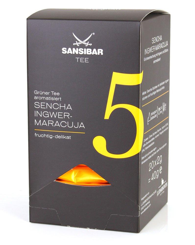 Sansibar-Tee-Nr-5-Sencha-Ingwer-Maracuja-Grntee-aromatisiert