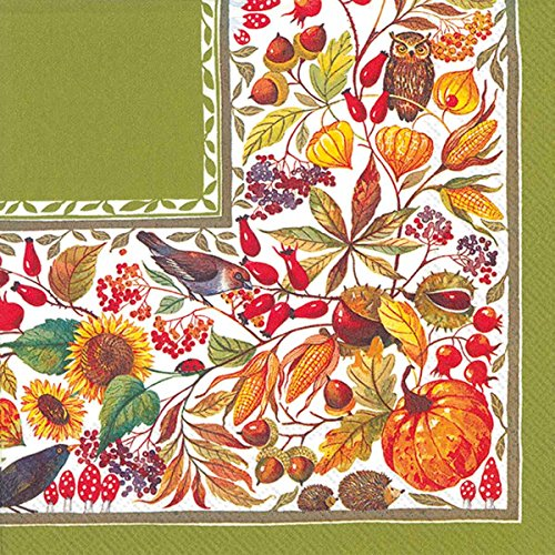 ideal-home-range-20-count-luncheon-napkins-autunno-bellino-green