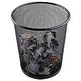 WDBB 3 Größe/Set Büro Home Wohnzimmer Küche Badezimmer kann Metallgitter Mülleimer Papierkorb Mülleimer Papierkorb Papierkorb Mülleimer Lagerung
