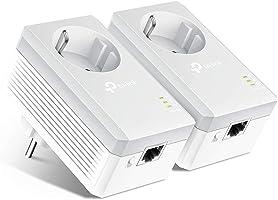 TP-Link TL-PA4010PKIT - PLC 2 Mini Adaptadores (AV 600 Mbps, Extensor, Repetidores de Red, Amplificador Cobertura...