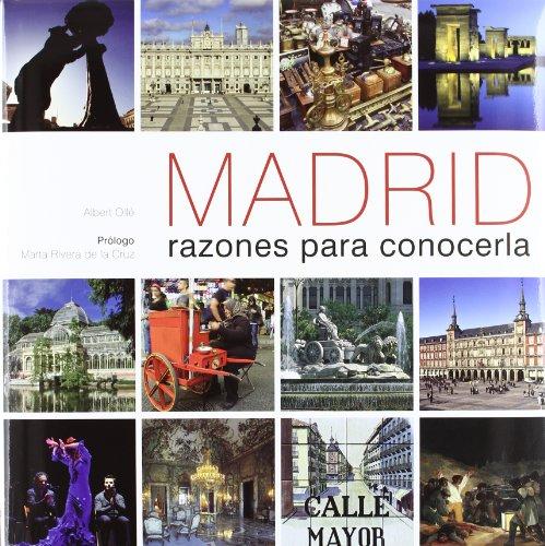 Descargar Libro Madrid. Razones para conocerla (Territorio (lunwerg)) de Albert Ollé