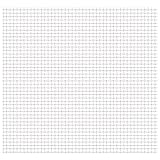 Tidyard Wellengitter Schweißgitter Gittermatte Edelstahl 100×100 cm Maschenweite: 31 × 31 mm (L × B)