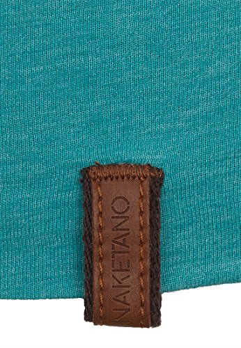 Naketano Female Hoody Mandy Fresh Blue Melange, XL - 6