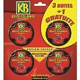 KB formiche 3scatole Esca di 10g + 1Gratuito