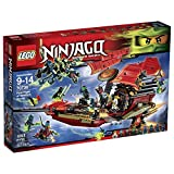 LEGO Ninjago 70738 Final Flight of Destiny's Bounty Building Kit by LEGO