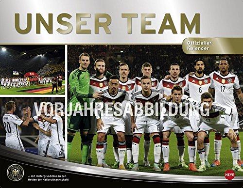 DFB Posterkalender - Kalender 2017