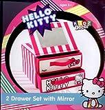 Vogue Hello Kitty Drawer Set with Mirror