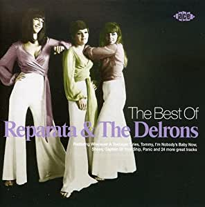 The Best of Reparata and the Delrons