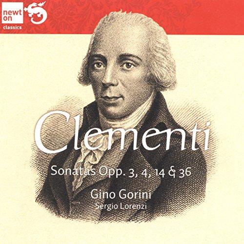 Clementi: Sonatinas Op. 36, No. 3 in C: I. Spiritoso