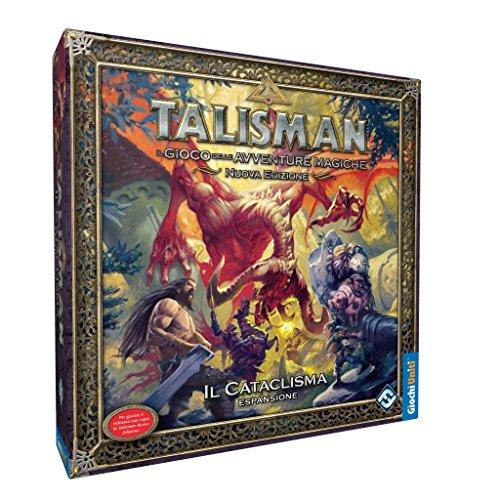 Unbekannt Giochi Uniti gu514–Spiel Talisman: Die Katastrophe