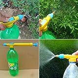 Generic Juice Bottles Interface Trolley Sprayer Head Water Pressure