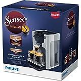 PHILIPS SENSEO Quadrante HD7866 / 11 + Pod-opbergbox + Fresh Clamp - Lichtgrijs