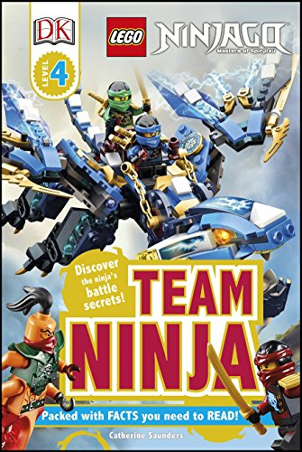 LEGO® Ninjago Team Ninja (DK Readers Level 4) (English ...