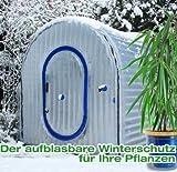 Aufblasbares Gewächshaus WinterSafe XL 300x200x300cm