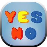 Sì o No per i bambini - divertente ed educativo di apprendimento del gioco per bambini in età prescolare o di scuola materna per i più piccoli, ragazzi e ragazze qualsiasi età.