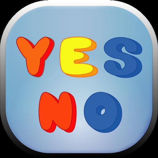 Ja oder Nein für Kinder - lustige und lehrreiche Lernspiel für Vorschulkindergarten oder Kleinkinder, Jungen und Mädchen jeden Alters.