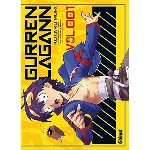 Gurren Lagann - Tome 01