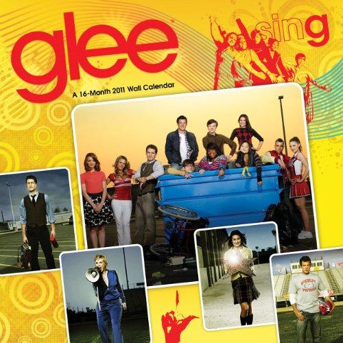 Glee: A 16-Month Wall Calendar