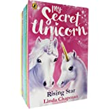 Linda Chapman My Secret Unicorn - 10 Book Collection