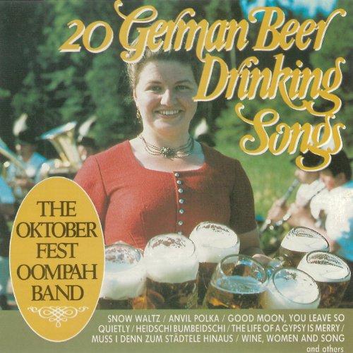 20 German Beer Drinking Songs